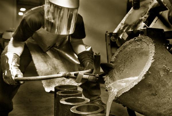 Settore siderurgia